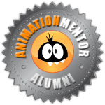 Animation Mentor Alumni Badge