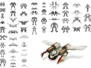Mechs and Spaceships