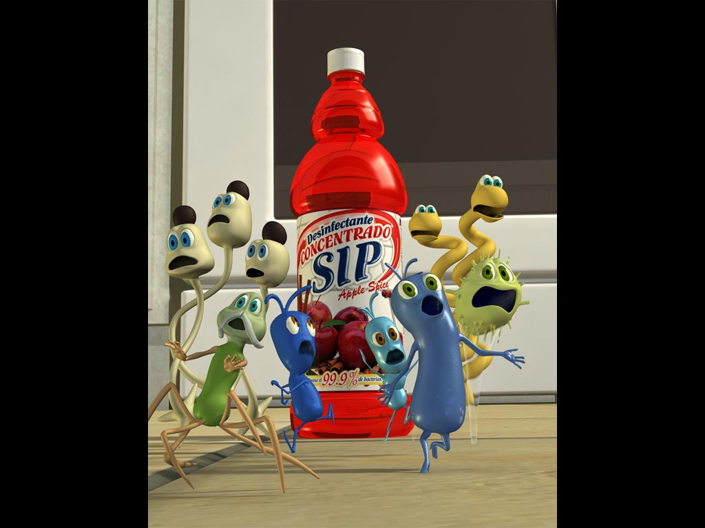 Desinfectante SIP