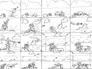 Treasure Storyboard
